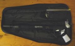 Ремонт подводного ружья Mares MiniSten 58