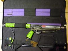 Повторный ремонт ружья КАЮК
